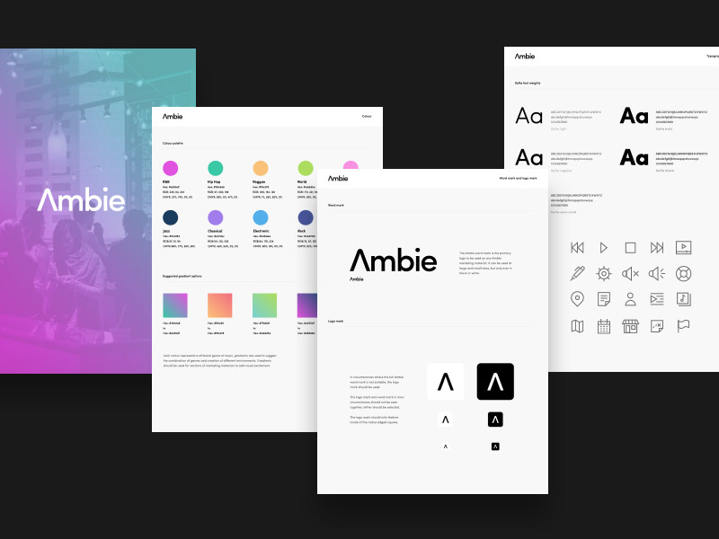 Ambie brand-guides
