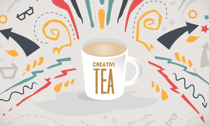 Creativi-tea poster