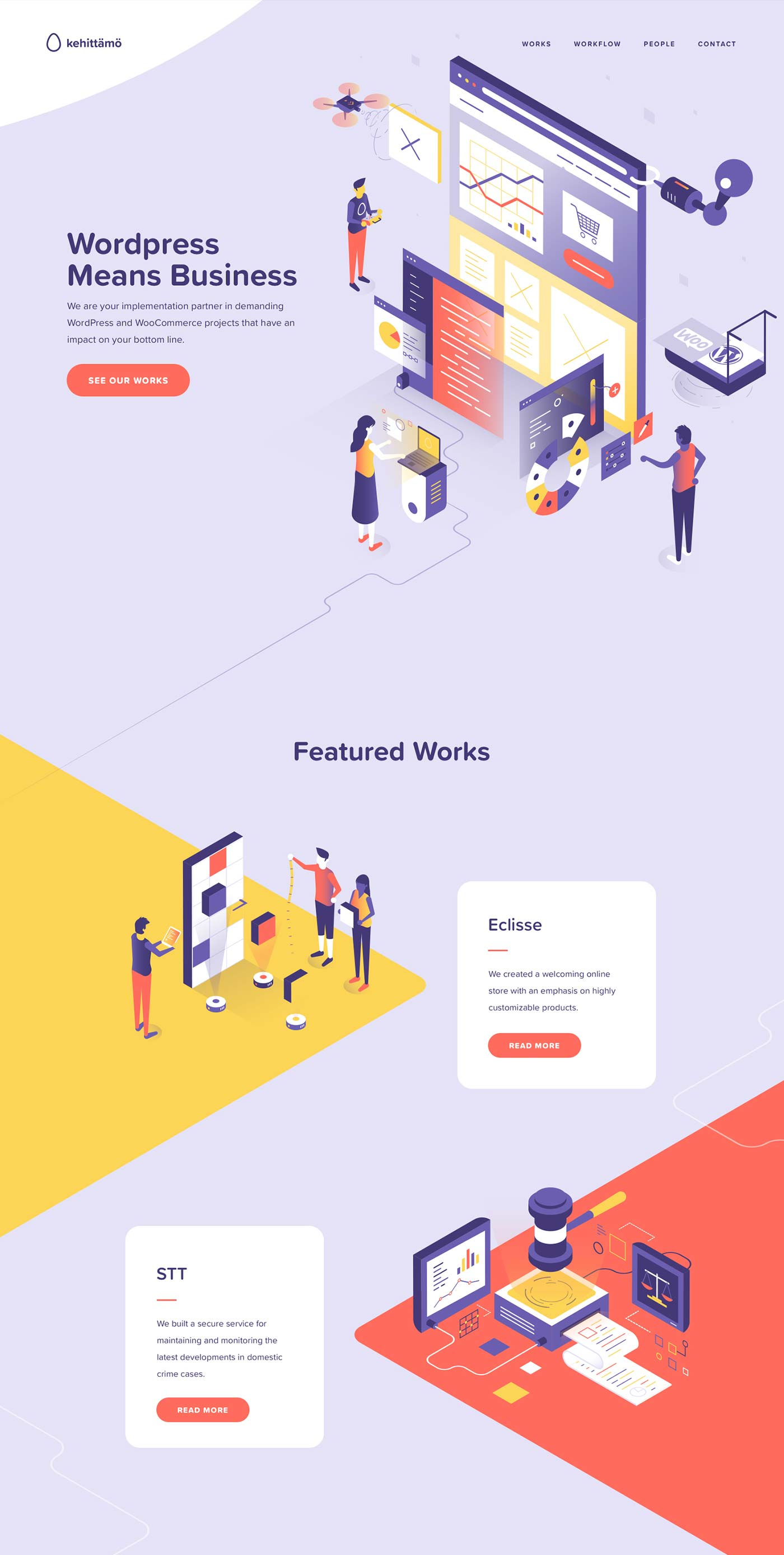 Oli Lisher freelance website / graphic designer