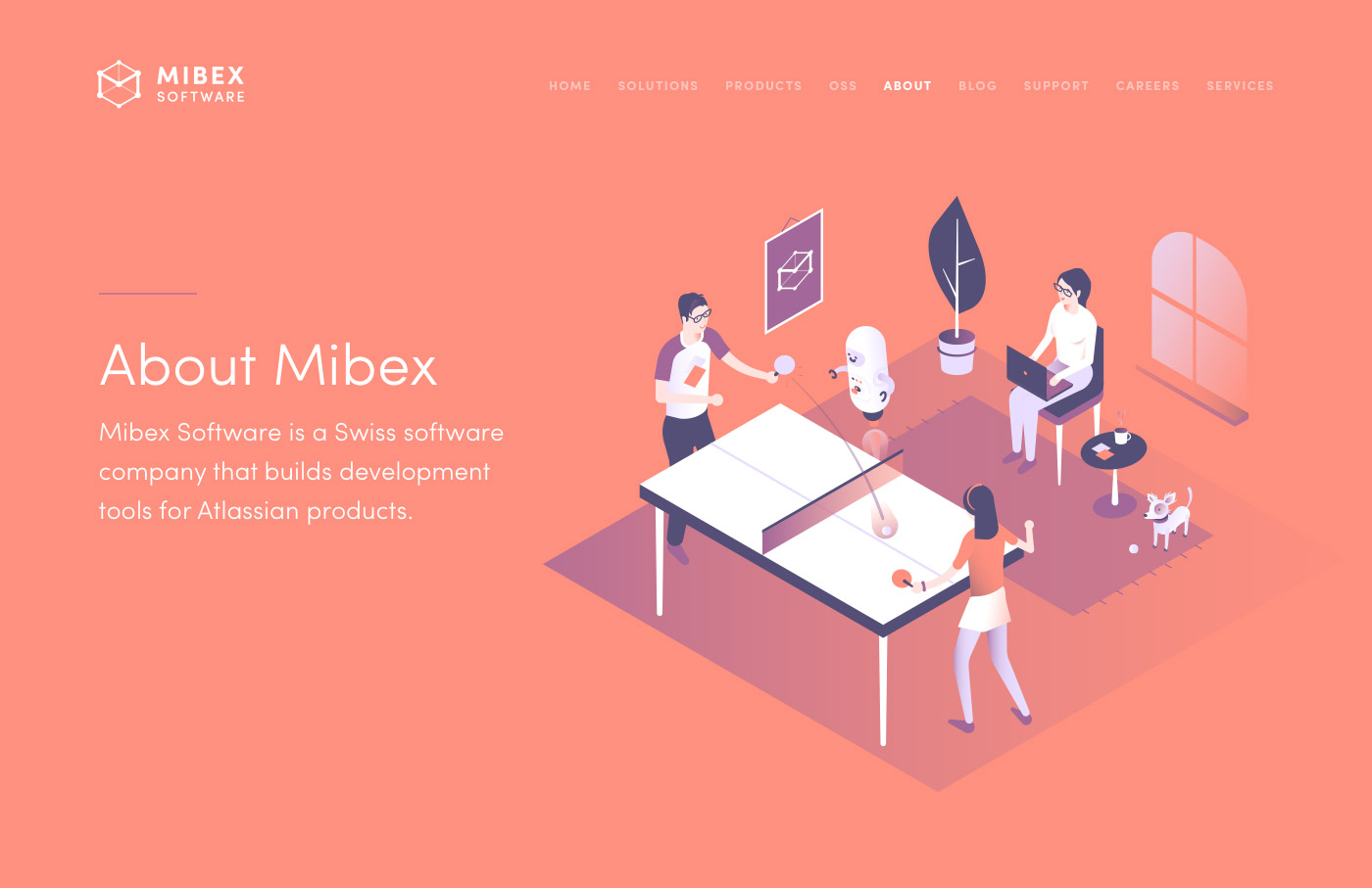 Mibex about